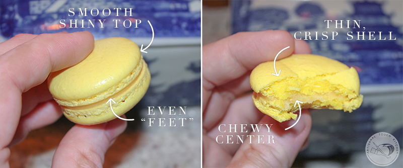 perfect macarons what makes a perfect macaron
