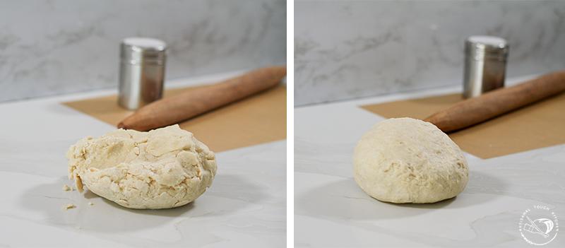 pâte feuilletée dough