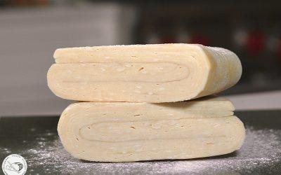 Pâte Feuilletée (Puff Pastry)