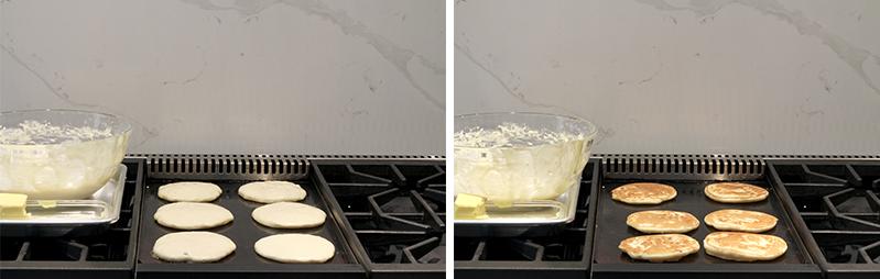 Sourdough pancakes 5