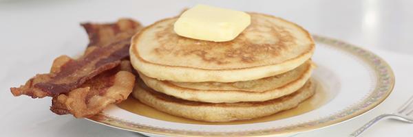 Sourdough pancakes recipe thumbnail