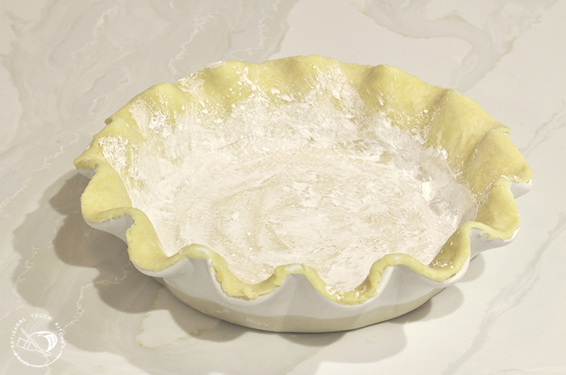 Chicken pot pie pastry pro tip corn starch pâte brisée