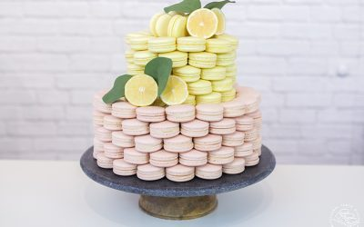How to make a Macaron Cake
