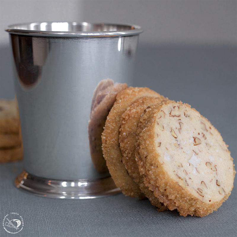 Pecan shortbread cookies sandies