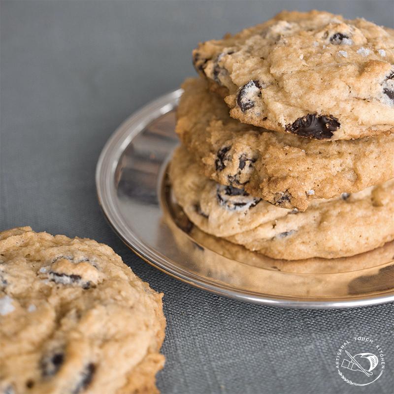 Sourdough chocolate chip cookies discard recipe