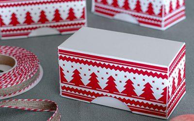Screen Printing Macaron Boxes