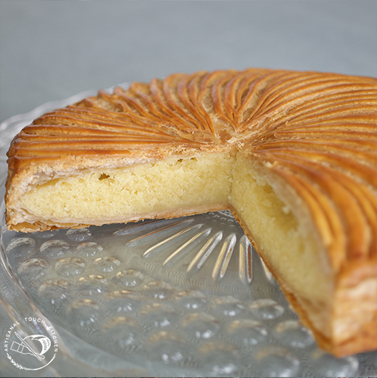 Galette des Rois king cake pastry puff pastry pate feuilletée