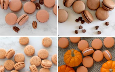 My Four Favorite Fall Macaron Flavors